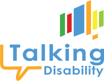 Talking Disability Logo